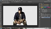 Como Crear Efecto de Dibujo a Las Imagenes  Tutorial Photoshop.mp4