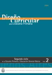 Diseño Curricular para la Escuela Primaria - Segundo Ciclo, Segundo Tomo.pdf