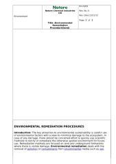 Environmental Remediation Procedure Rev1 on 05-01-2013.doc