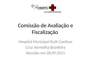Comissão de Avaliação e Fiscalização.pptx