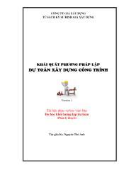Bai giang-Du toan-Huong dan lap du toan xay dung.pdf