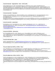 Mail List Alunos 2010.doc