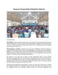 Ratusan Orang Hadiri Kebaktian Wilayah Sitindangi ni Jahowa.docx