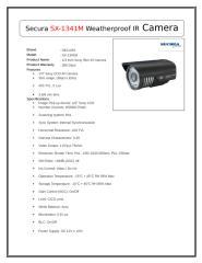 Secura SX-1341M.doc