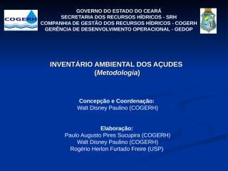 Inventário ambiental.ppt