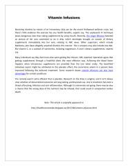 Vitamin Infusions.pdf