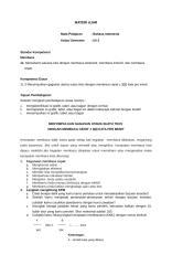 Materi ( 9 ) KD 11.3 Membaca Cepat.doc