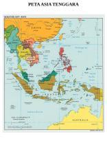 peta asia tenggara.doc