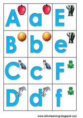 Uppercase and Lowercase Letters01.pdf
