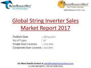 Global String Inverter Sales Market Report 2017.pdf